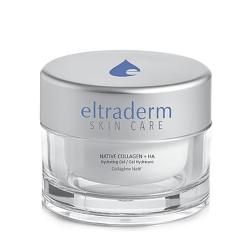 Eltraderm Native Collagen + HA, Hydrating gel