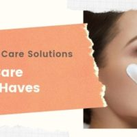 Skin care must haves, new skin exfoliant product and in-house treat at skincare salon in US