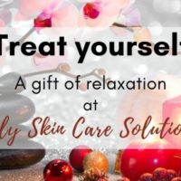 Self-care gift, revitalizing foot spa, non surgical face treatment on special offers by a spa, skincare salon in US