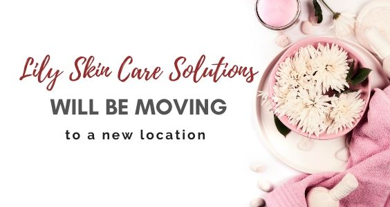 Lily Skincare Solutions new location in California