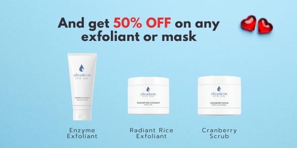 Skincare Valentines deals 2021